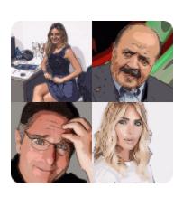 Soluzioni Indovina il conduttore ITALIA